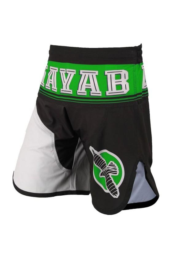 ММА шорти hayabusa зелені
