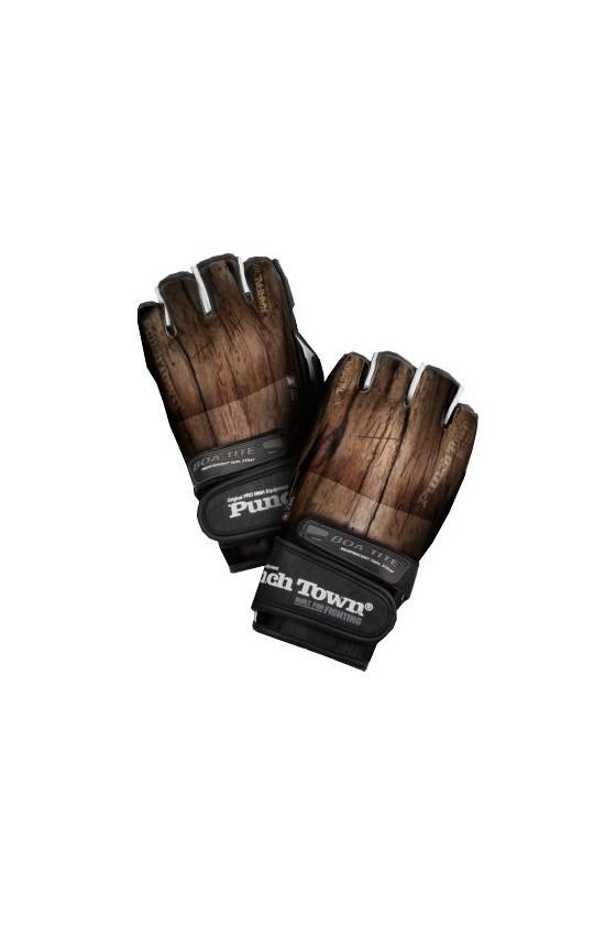 Мма перчатки PunchTown carved