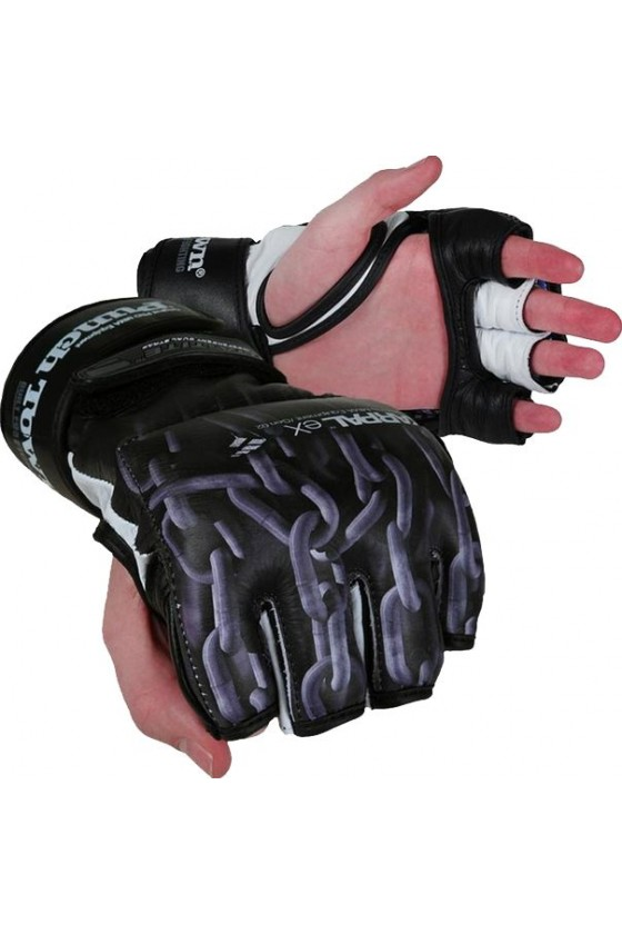 Mma перчатки PunchTown KARPAL eX TAT2
