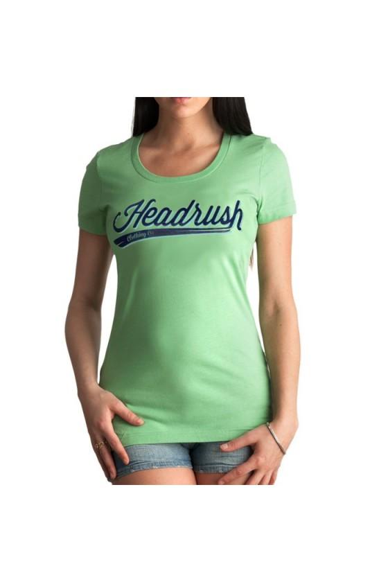 Жіноча футболка headrush...