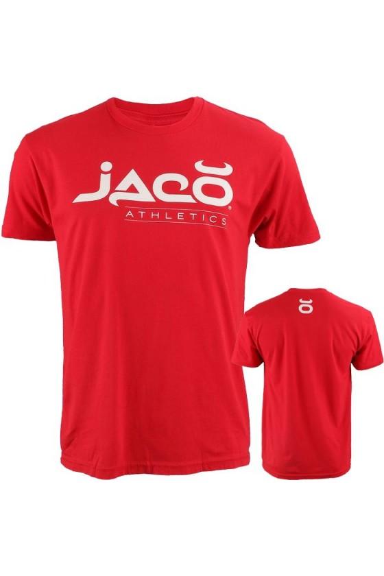 Футболка Jaco Athletics красная
