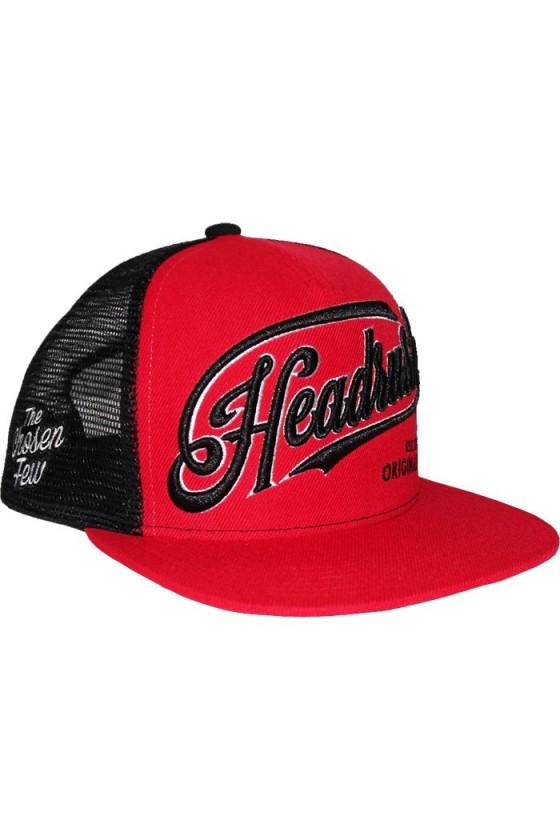 Кепка headrush красная