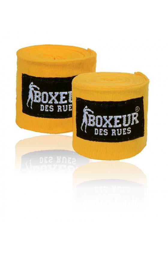 Боксерські бинти жовті