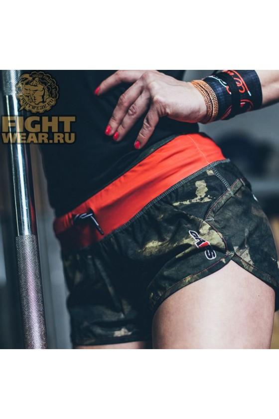 Жіночі шорти Grips Camo