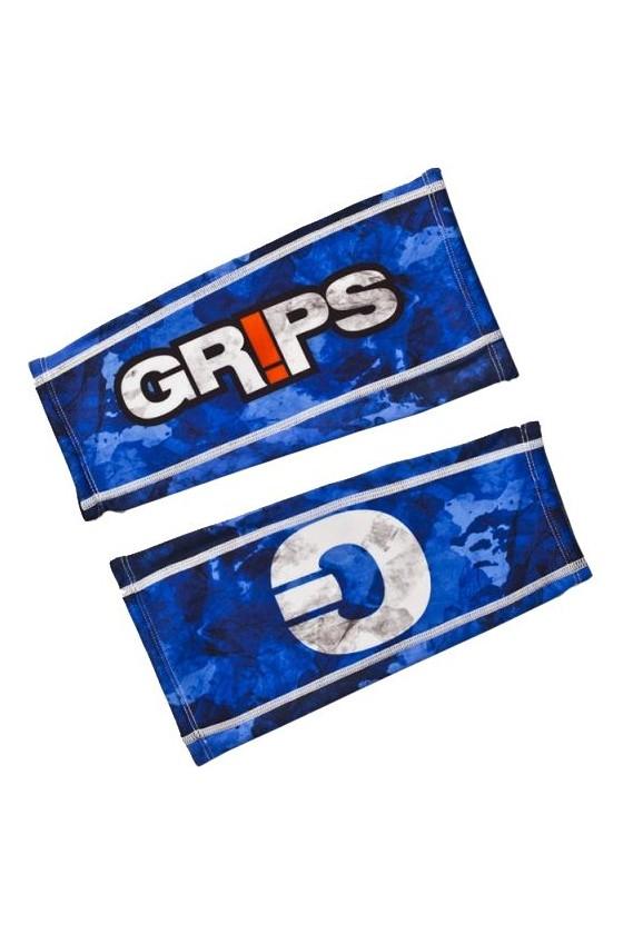 Компресійний захист гомілки Grips Blue