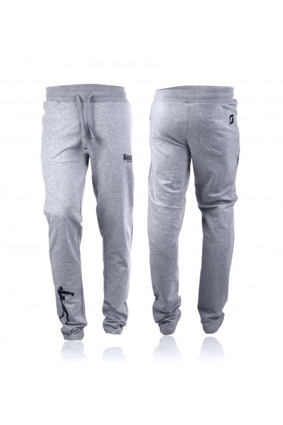 Чоловічі штани сірі