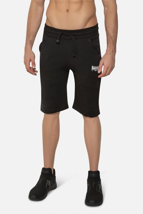 Мужские шорты черные