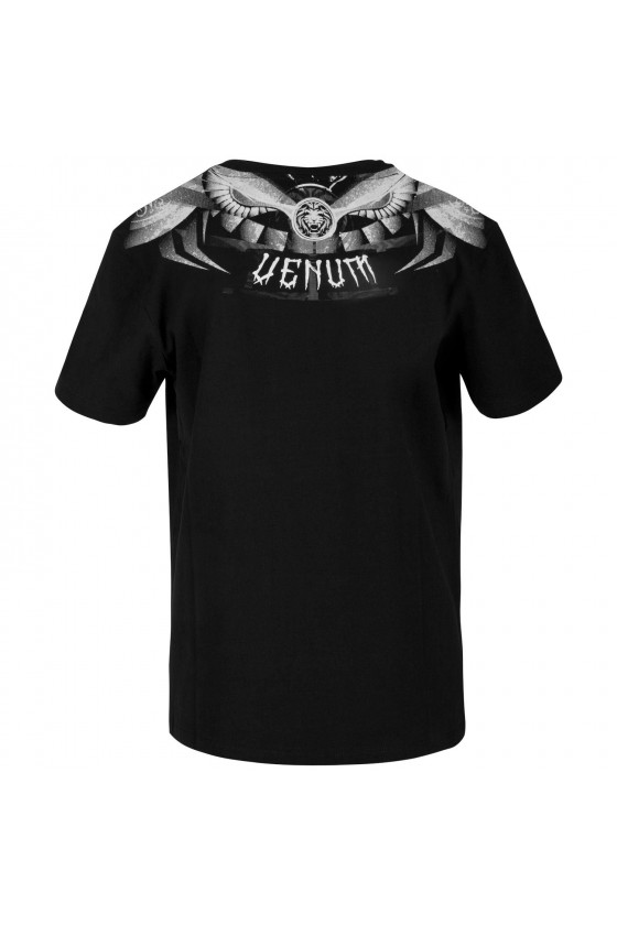 Дитяча футболка Venum Gladiator Black / White