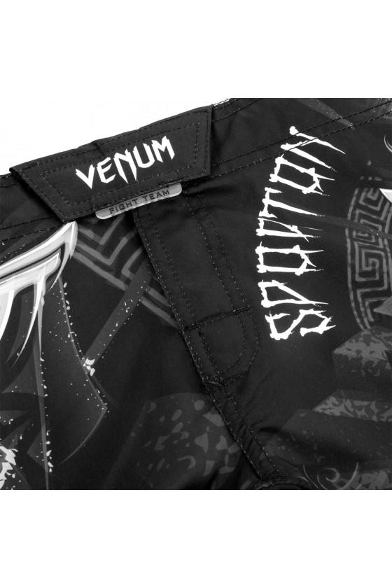 Дитячі шорти ММА Venum Gladiator Black / White