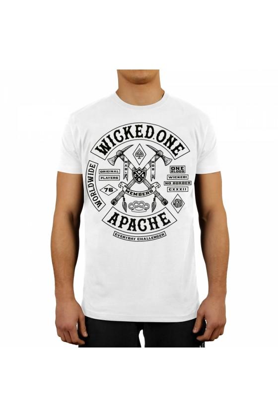Футболка Apache white