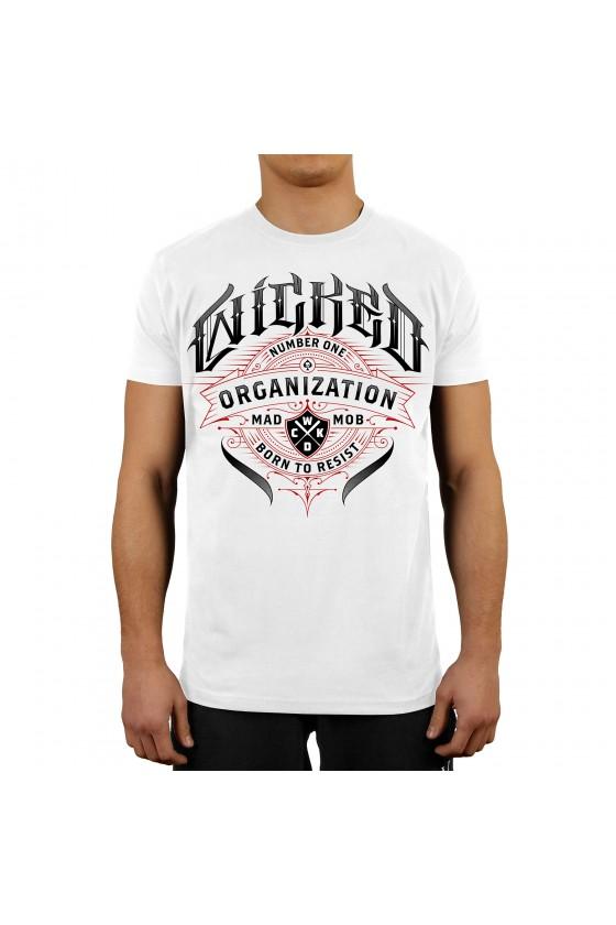 Футболка Organization white