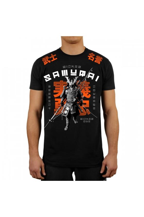 Футболка Samurai black