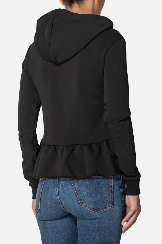 Женская худи Volants Black