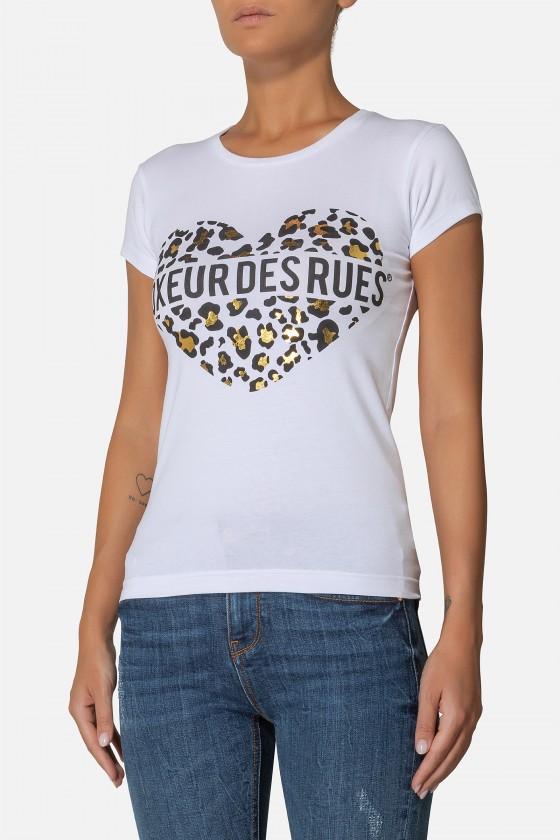 Жіноча стрейчева футболка...