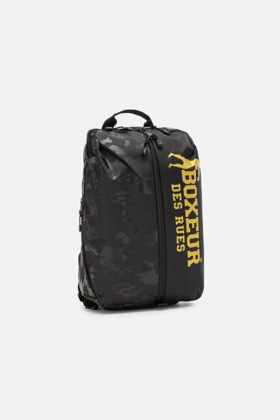 Рюкзак Sport Camouflage з логотипом Black