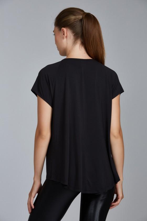 Жіноча футболка Modern Black