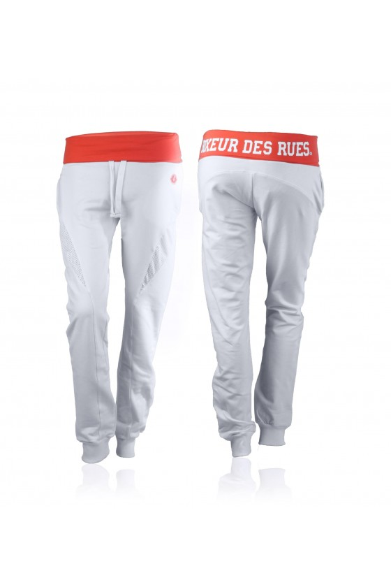 Женские штаны с ярким...