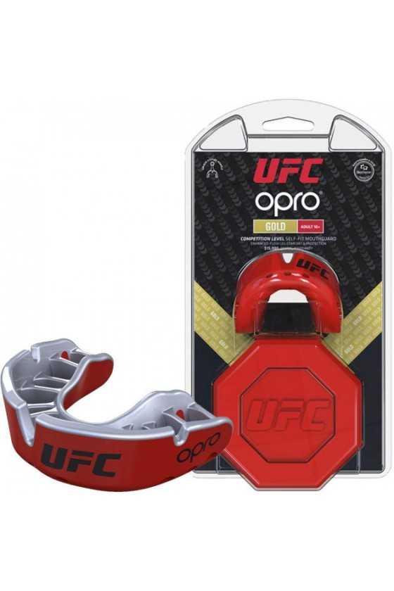 Капа OPRO Gold UFC Hologram...