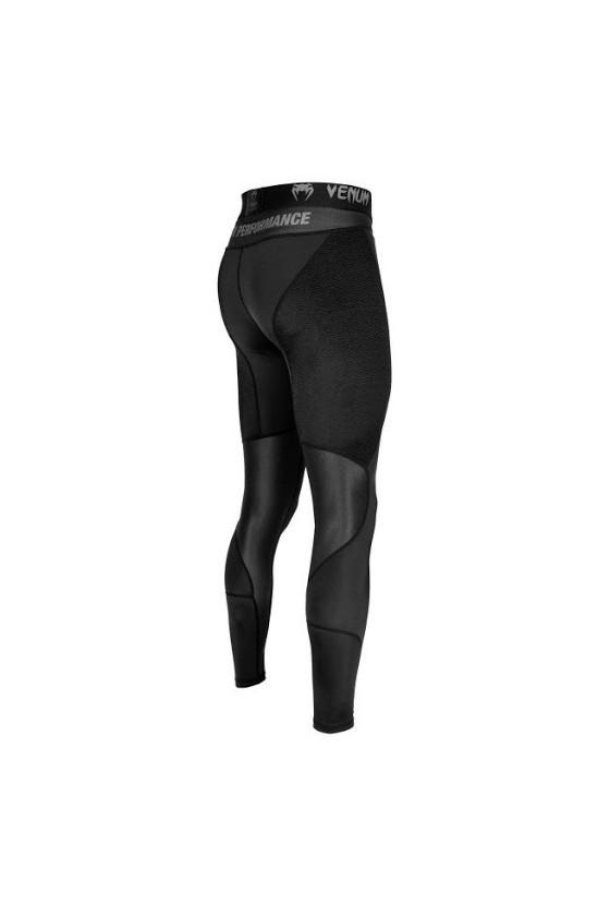 Компрессионные штаны Venum G-Fit Black