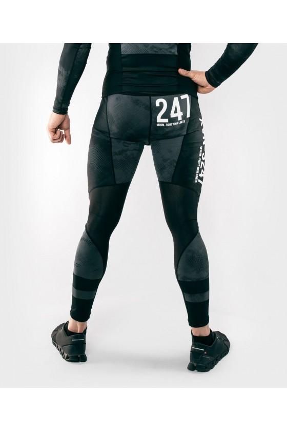Компресійні штани Venum Sky247 Black / Grey