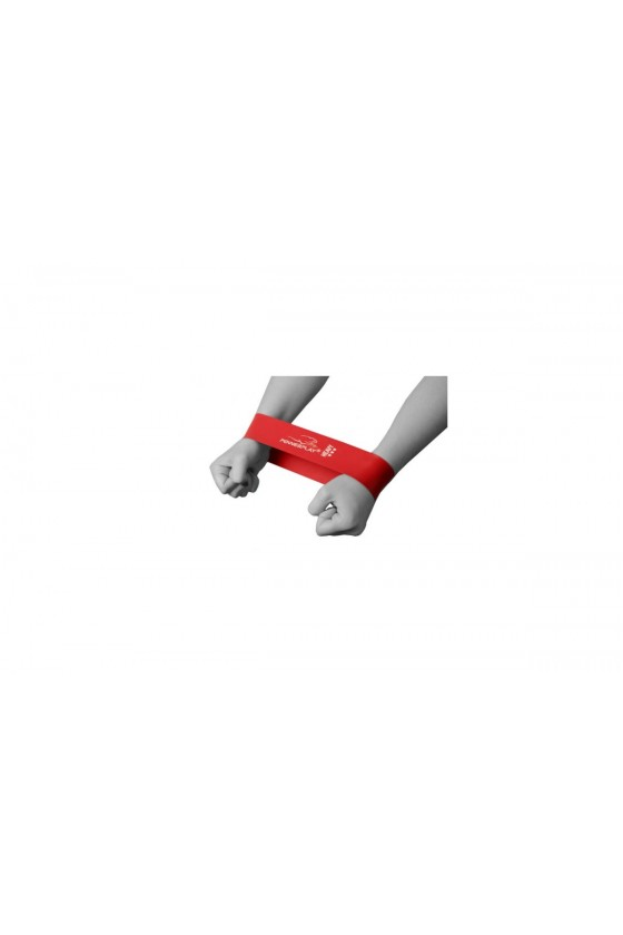 Резинка для фитнеса Heavy Красная