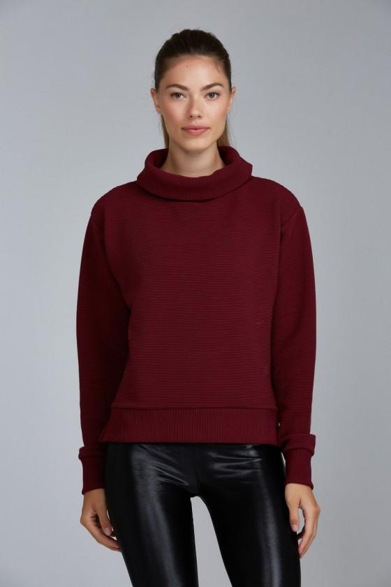 Женский свитер Noto Burgundy