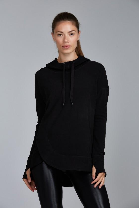 Жіночий светер Icon Black