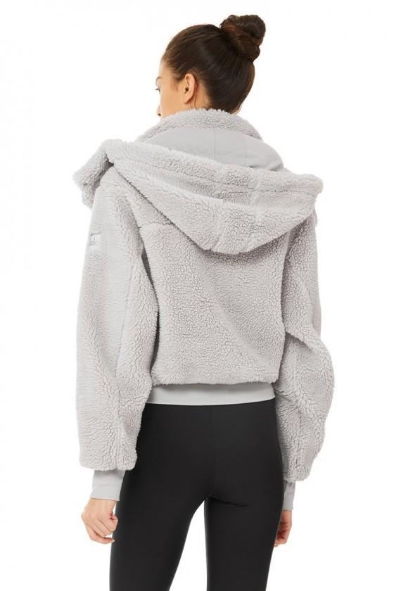 Женская куртка Foxy Sherpa Dove Grey