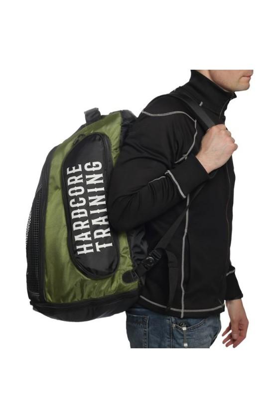 Сумка-рюкзак Hardcore Training Olive