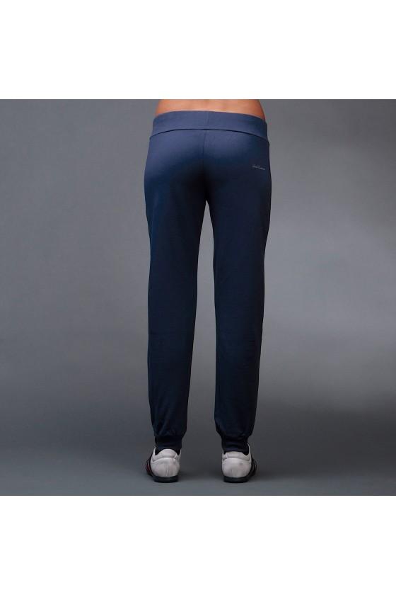 Женские штаны со стразами...