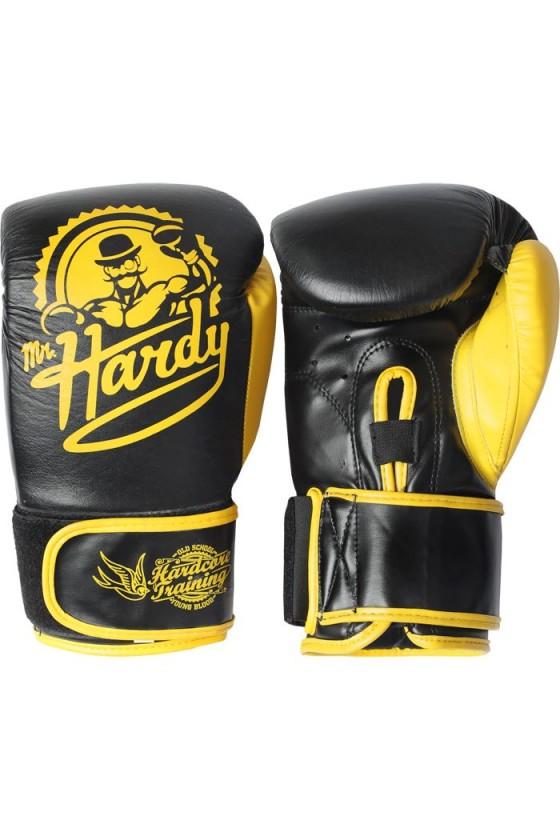 Боксерські Рукавички Hardcore Training Yellow