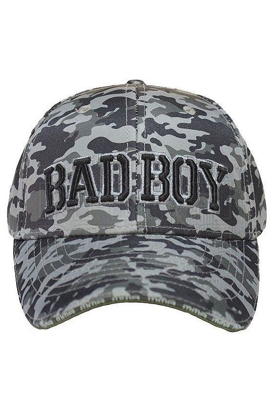 Бейсболка Bad Boy  Military...