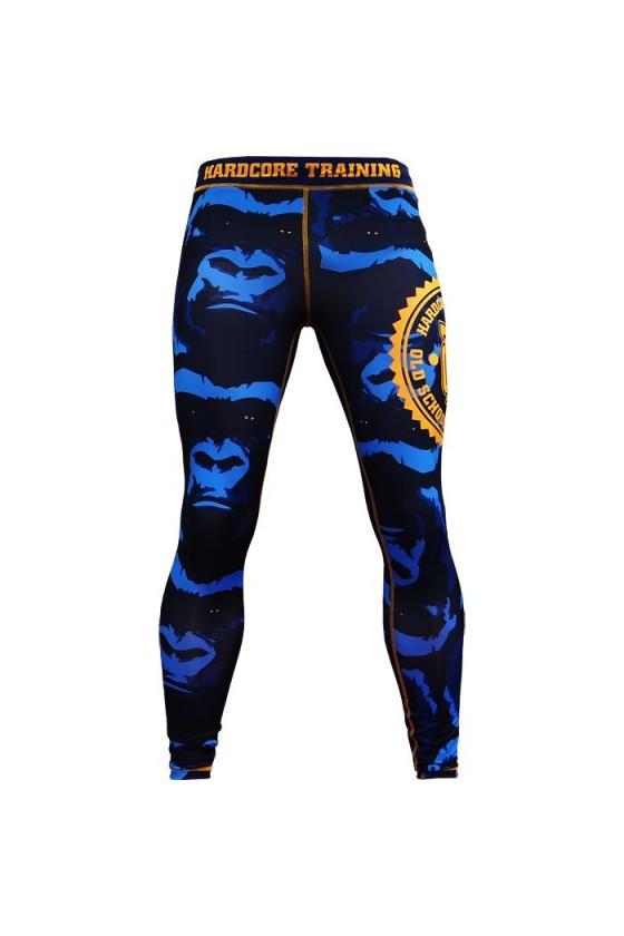 Компресійні штани Hardcore Training Gorilla