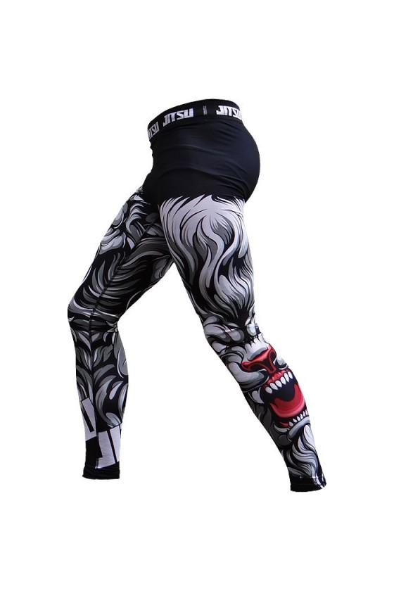 Компрессионные штаны Jitsu...