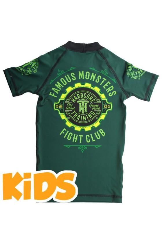 Дитячий рашгард Hardcore Training Famous Monster Fight Club