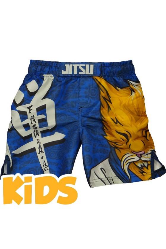 Дитячі шорти MMA Jitsu Zen-cat