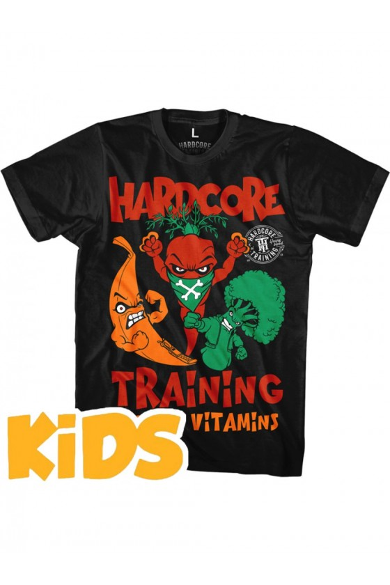 Дитяча футболка Hardcore...
