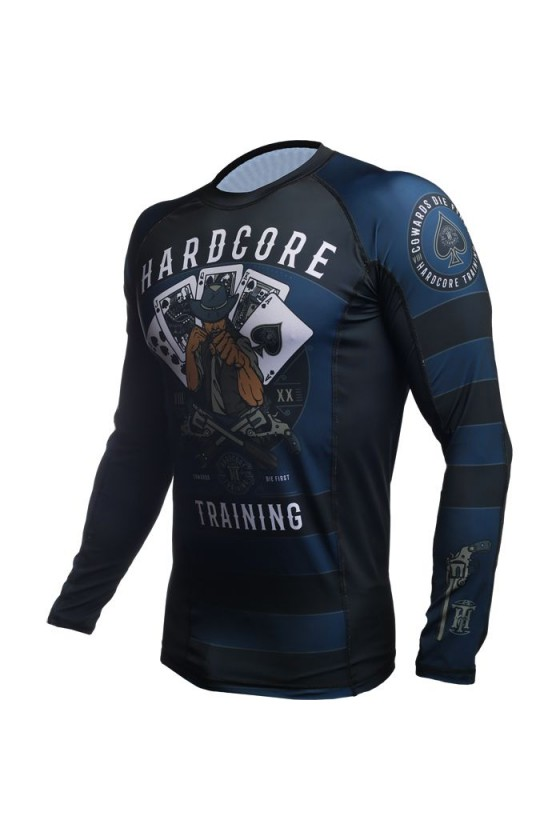 Рашгард Hardcore Training Cowboy