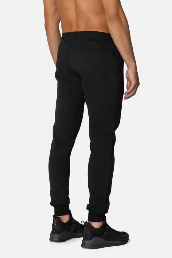 Спортивные штаны с логотипом Black-gold