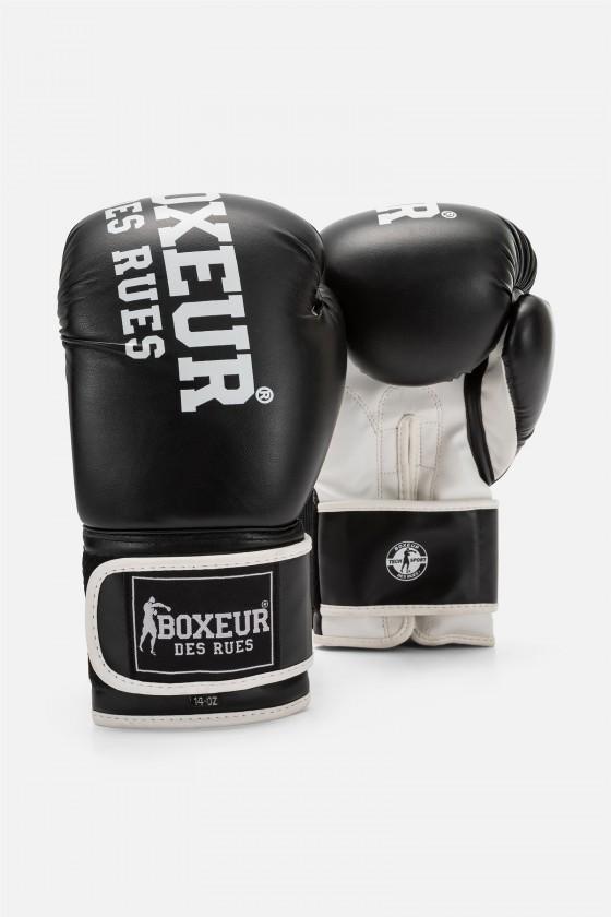Боксерские перчатки Black