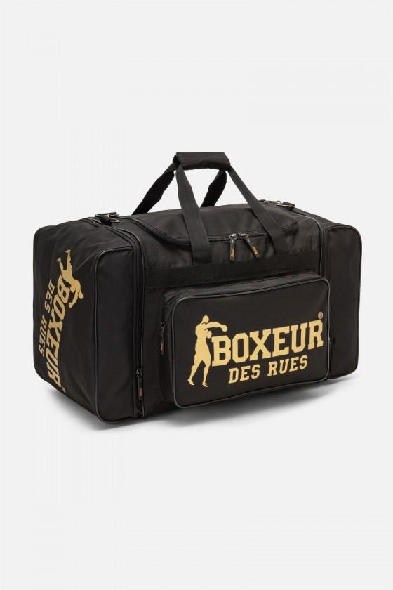 Спортивная сумка на 52 л Black-gold