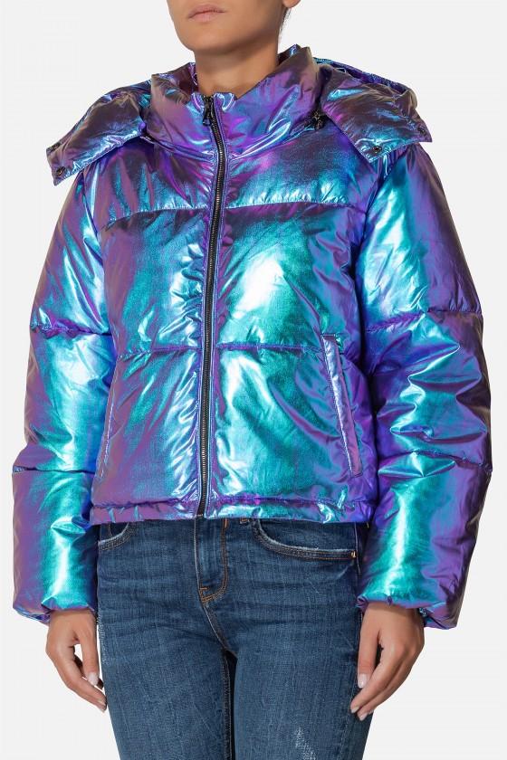 Жіноча куртка Black-violet