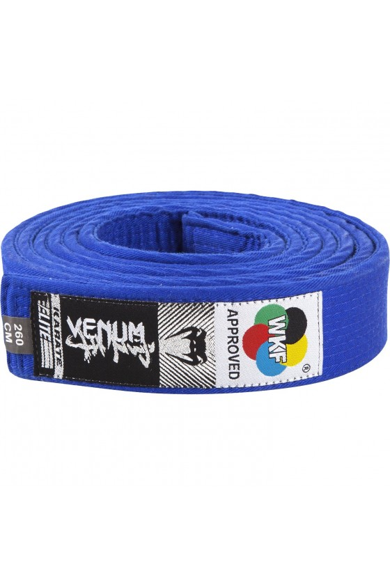Пояс для кімоно Venum Blue