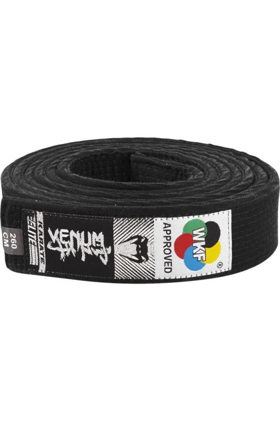 Пояс для кімоно Venum Black