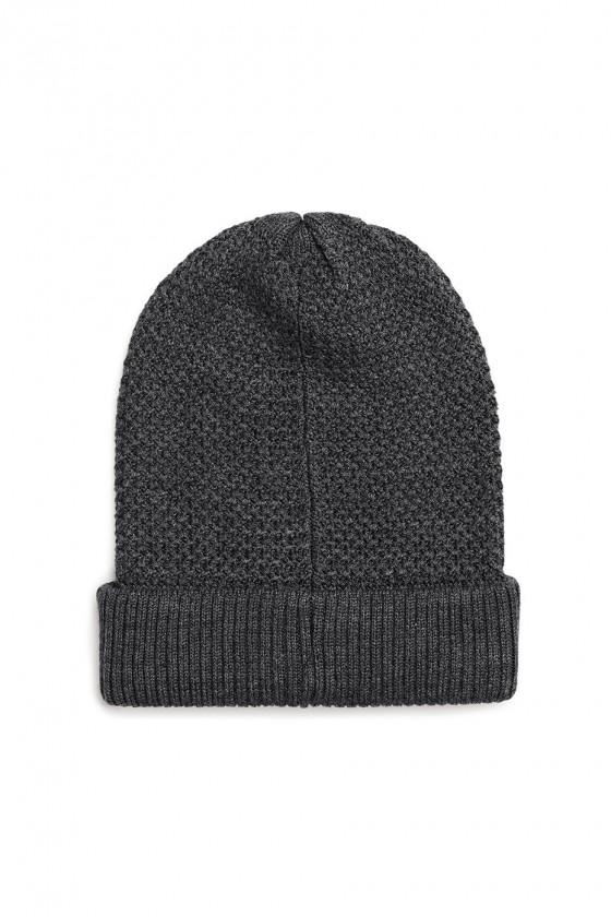 Женская шапка Anthracite heather