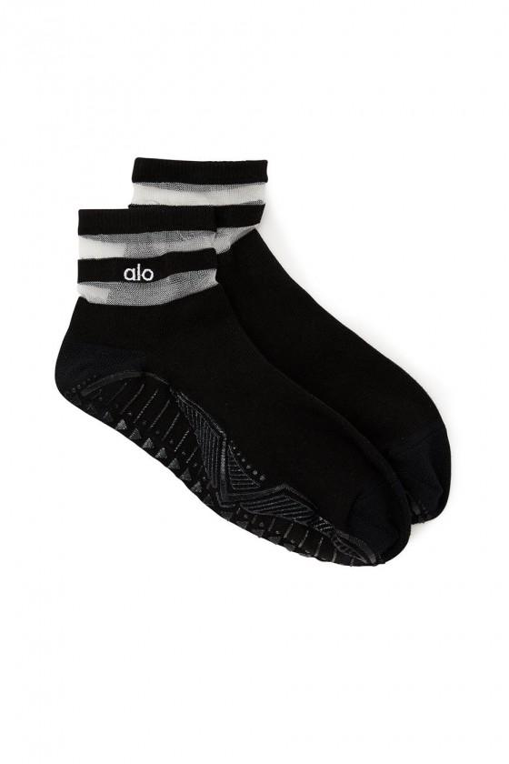 Жіночі тренувальні шкарпетки Pulse Black