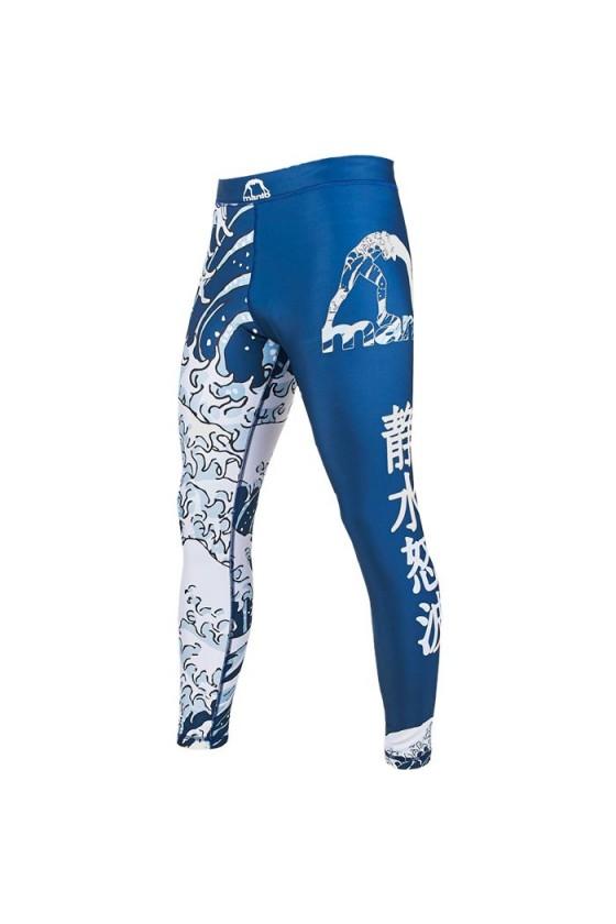 Компресійні штани Manto Waves