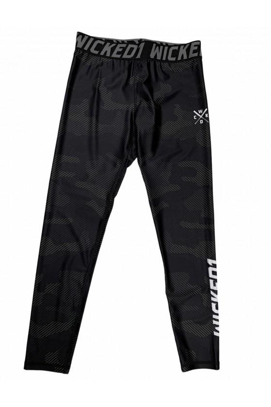 Компрессионные штаны Front...