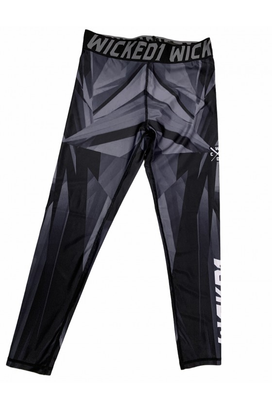 Компрессионные штаны Black...