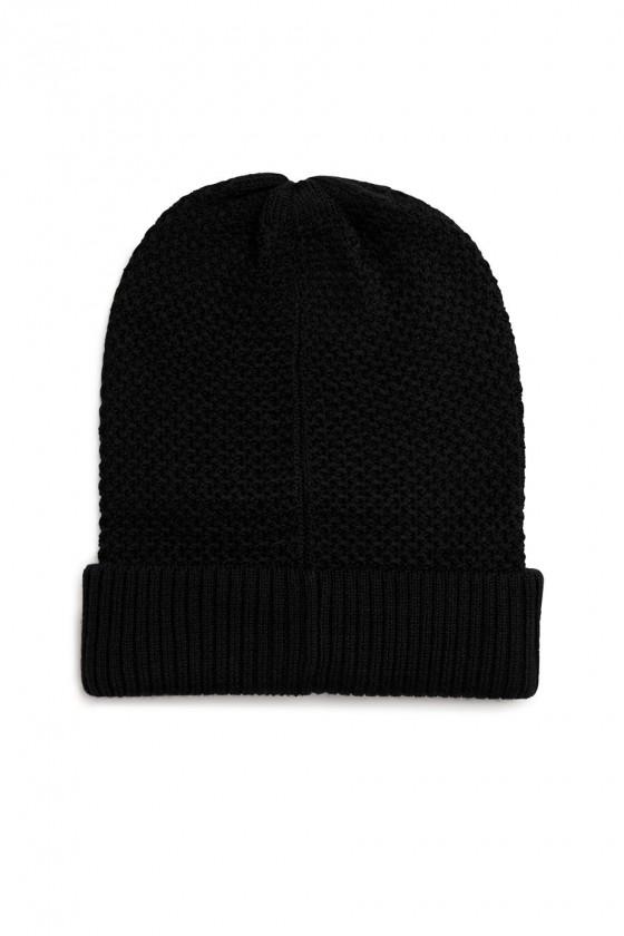Женская шапка Black